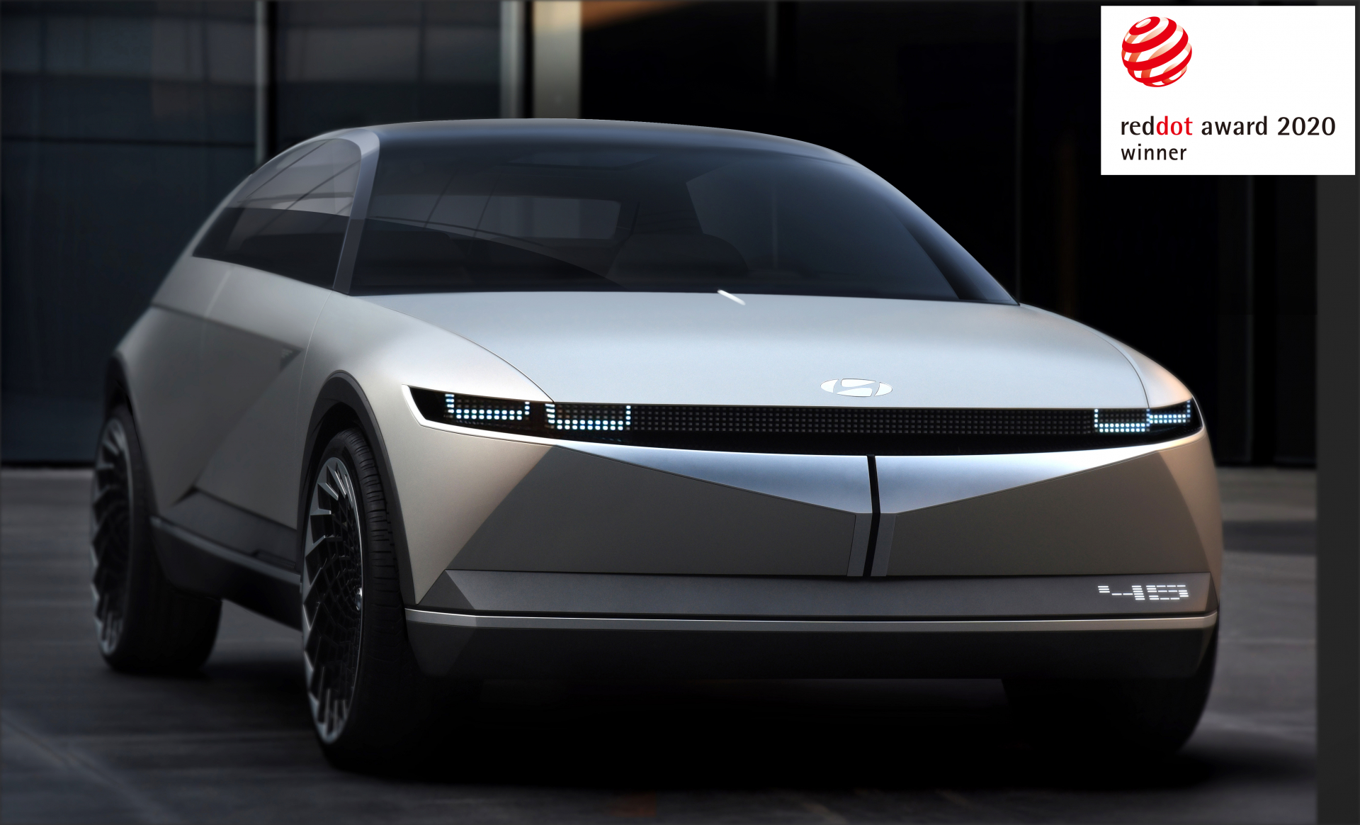 Компанія Hyundai Motor отримала три нагороди Red Dot Award 2020 за концептуальний дизайн | Автопланета - фото 9