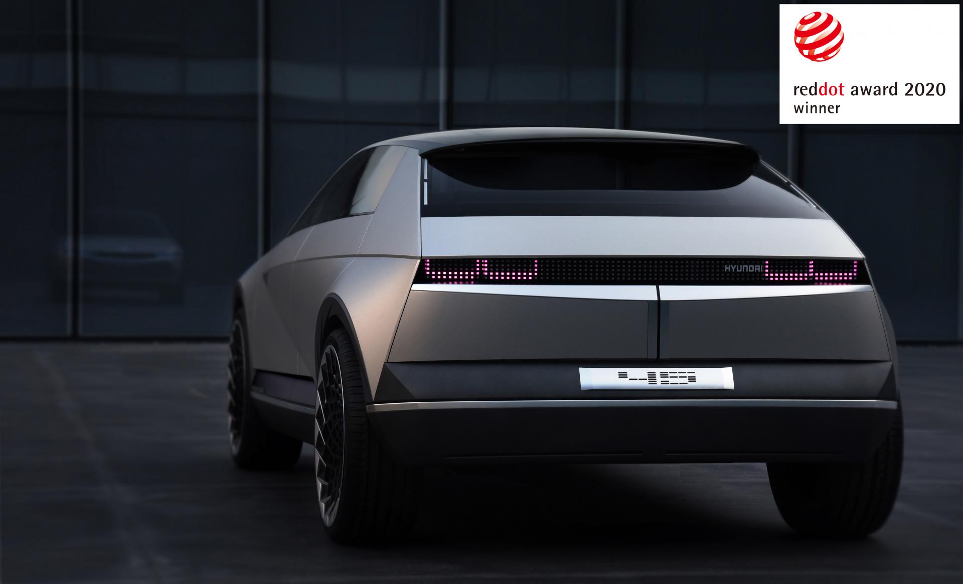 Компанія Hyundai Motor отримала три нагороди Red Dot Award 2020 за концептуальний дизайн | Автопланета - фото 10