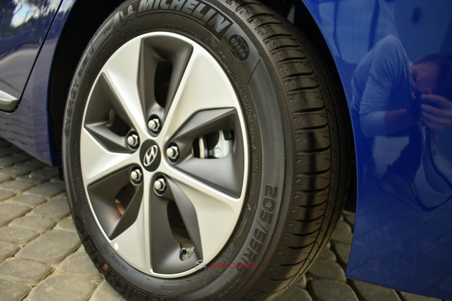 Ціна на електромобіль Hyundai IONIQ Electric - зафіксована в гривні! | Хюндай Мотор Україна - фото 17