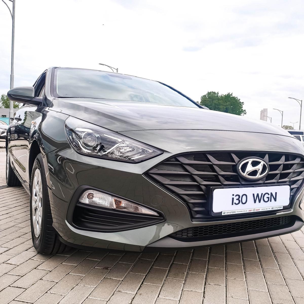 Спеціальна вигода на придбання Hyundai i30 WGN! | Хюндай Мотор Україна - фото 7