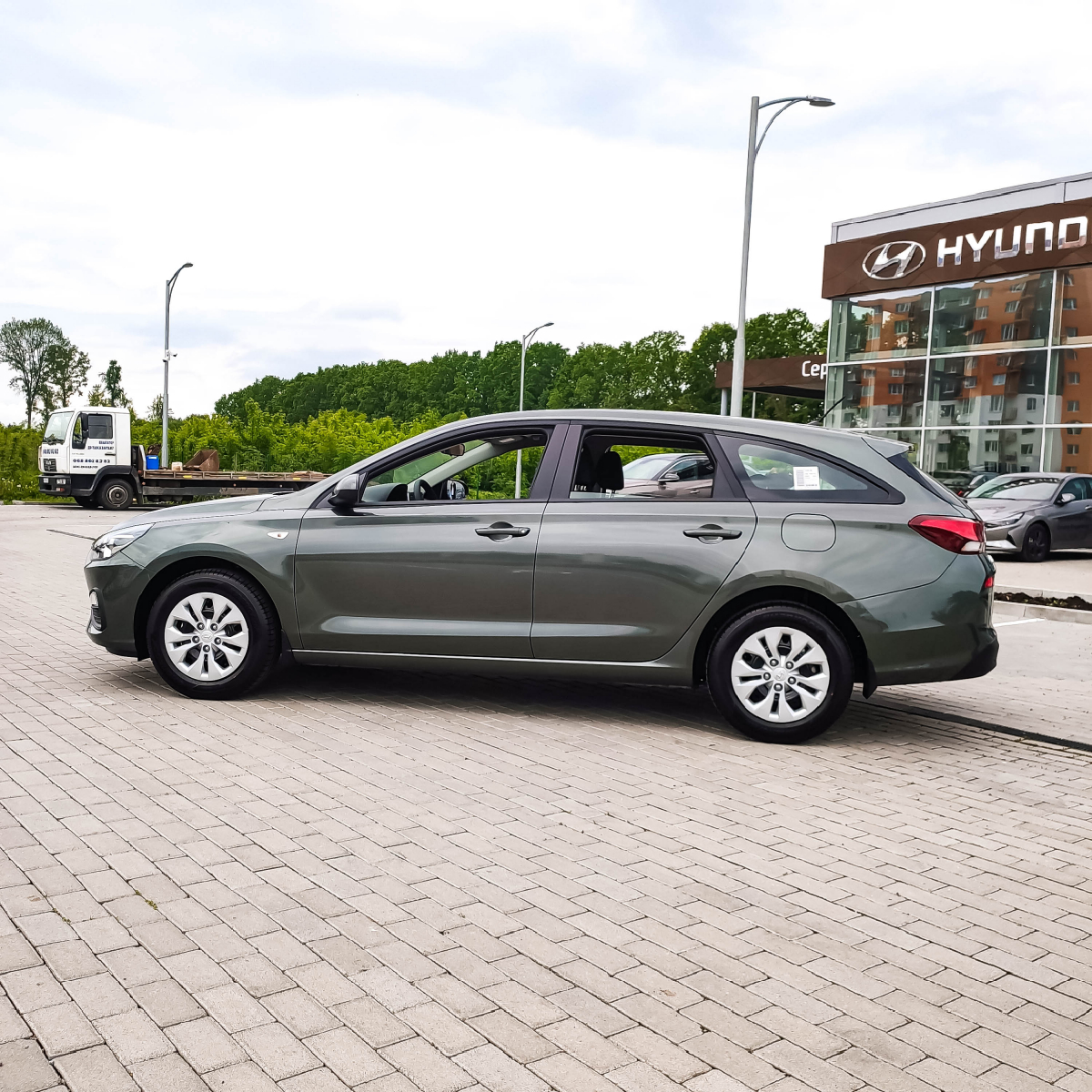 Спеціальна вигода на придбання Hyundai i30 WGN! | Хюндай Мотор Україна - фото 8