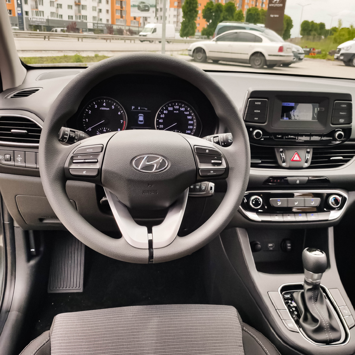 Спеціальна вигода на придбання Hyundai i30 WGN! | Хюндай Мотор Україна - фото 11