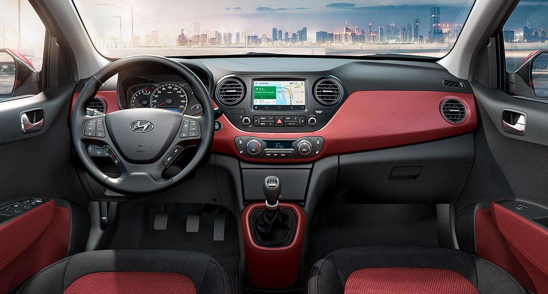 Hyundai i10| Галерея, фото| Хюндай Мотор Україна - фото 11