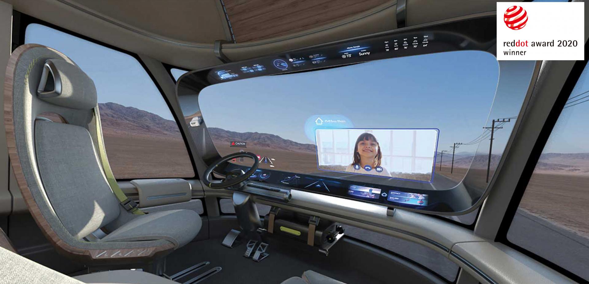 Компанія Hyundai Motor отримала три нагороди Red Dot Award 2020 за концептуальний дизайн | Автопланета - фото 12