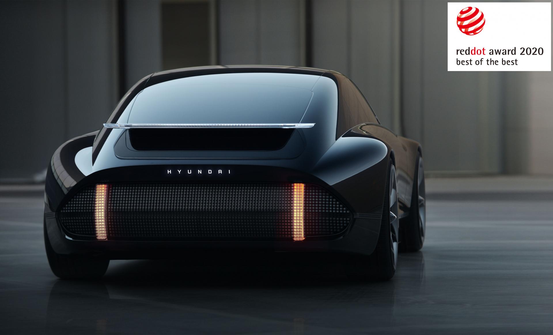 Компанія Hyundai Motor отримала три нагороди Red Dot Award 2020 за концептуальний дизайн | Автопланета - фото 13